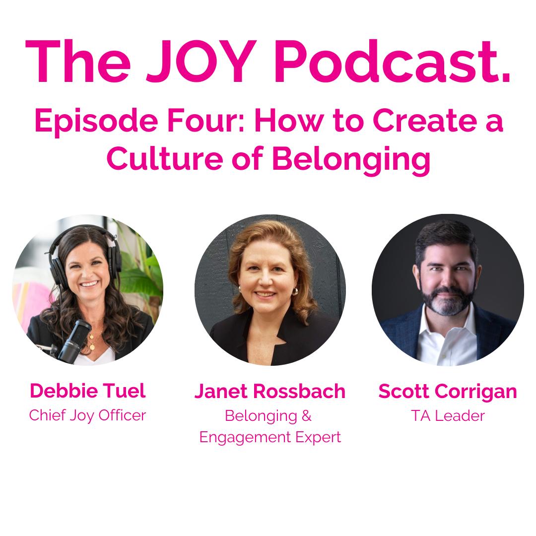 The JOY Podcast Ep. 4