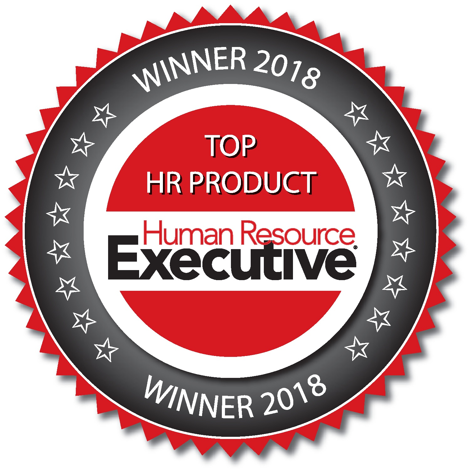 2018 Top HR Product Seal