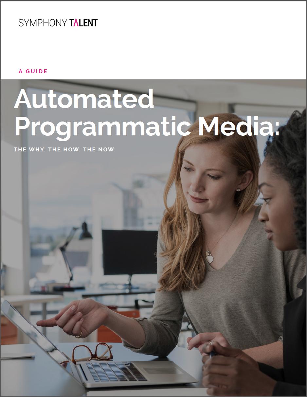 Programmatic Ebook Symphony Talent Media Cloud®