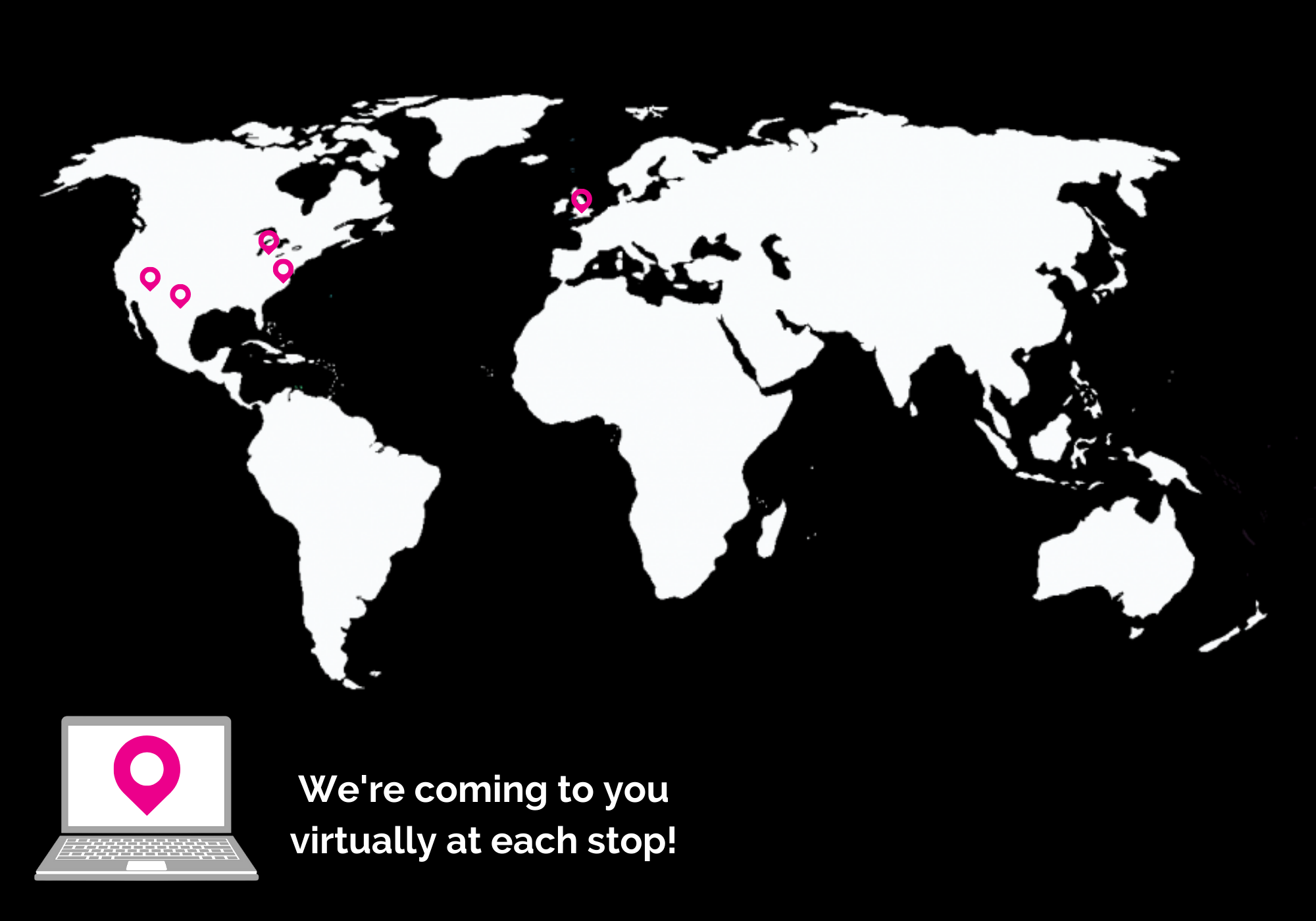 Were coming to you...virtually! (4)