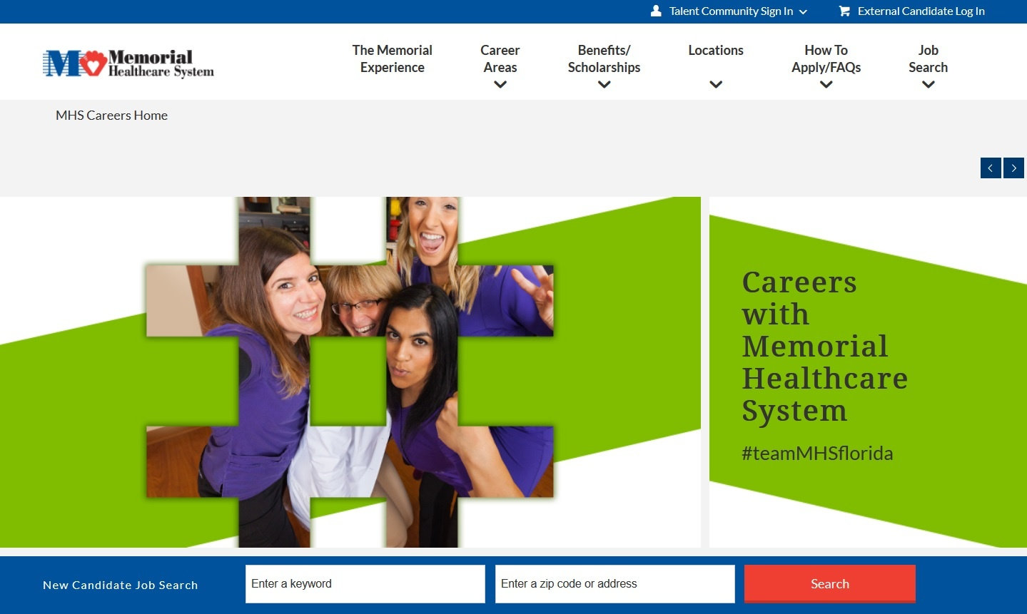 MHS Careers Website