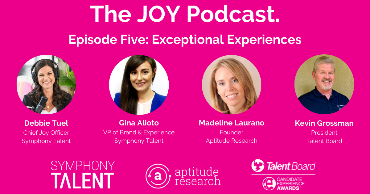 The JOY Podcast: Ep. 5