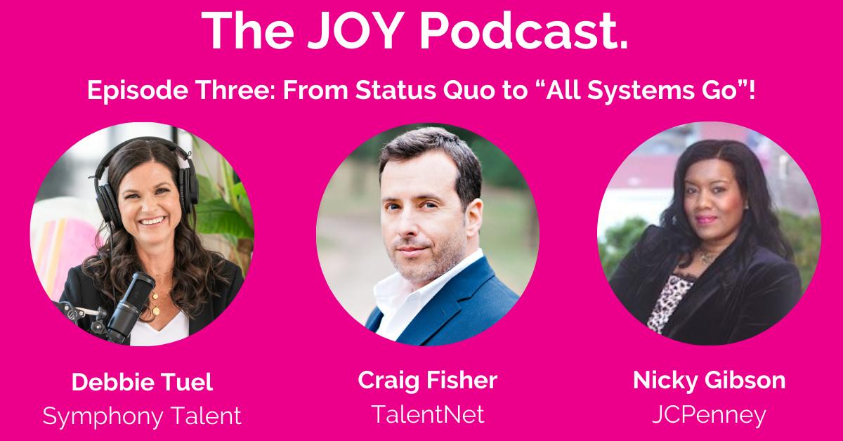 The JOY Podcast: Ep. 3