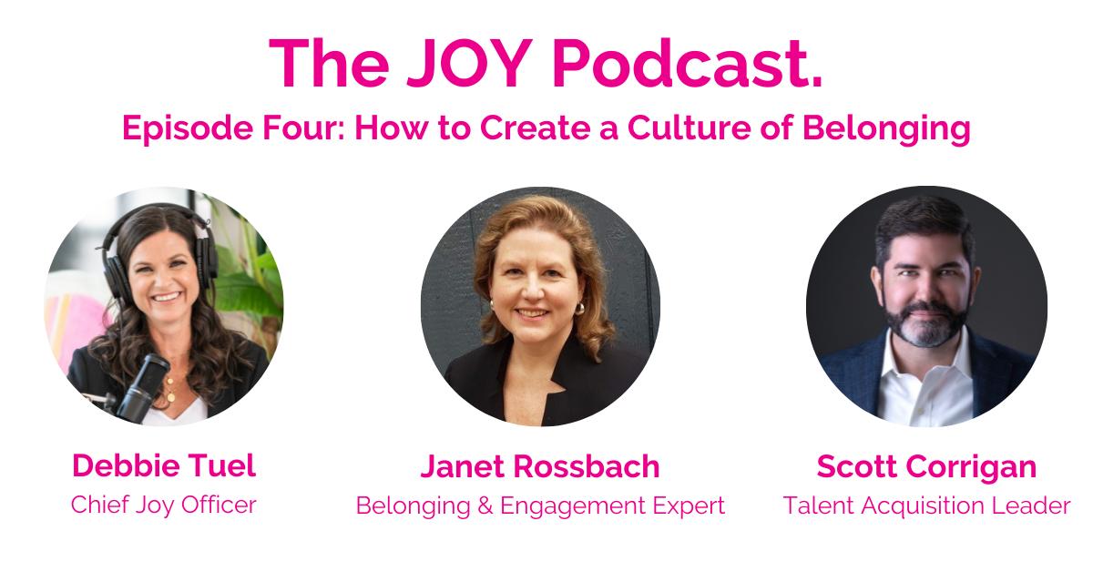 The JOY Podcast: Ep. 4