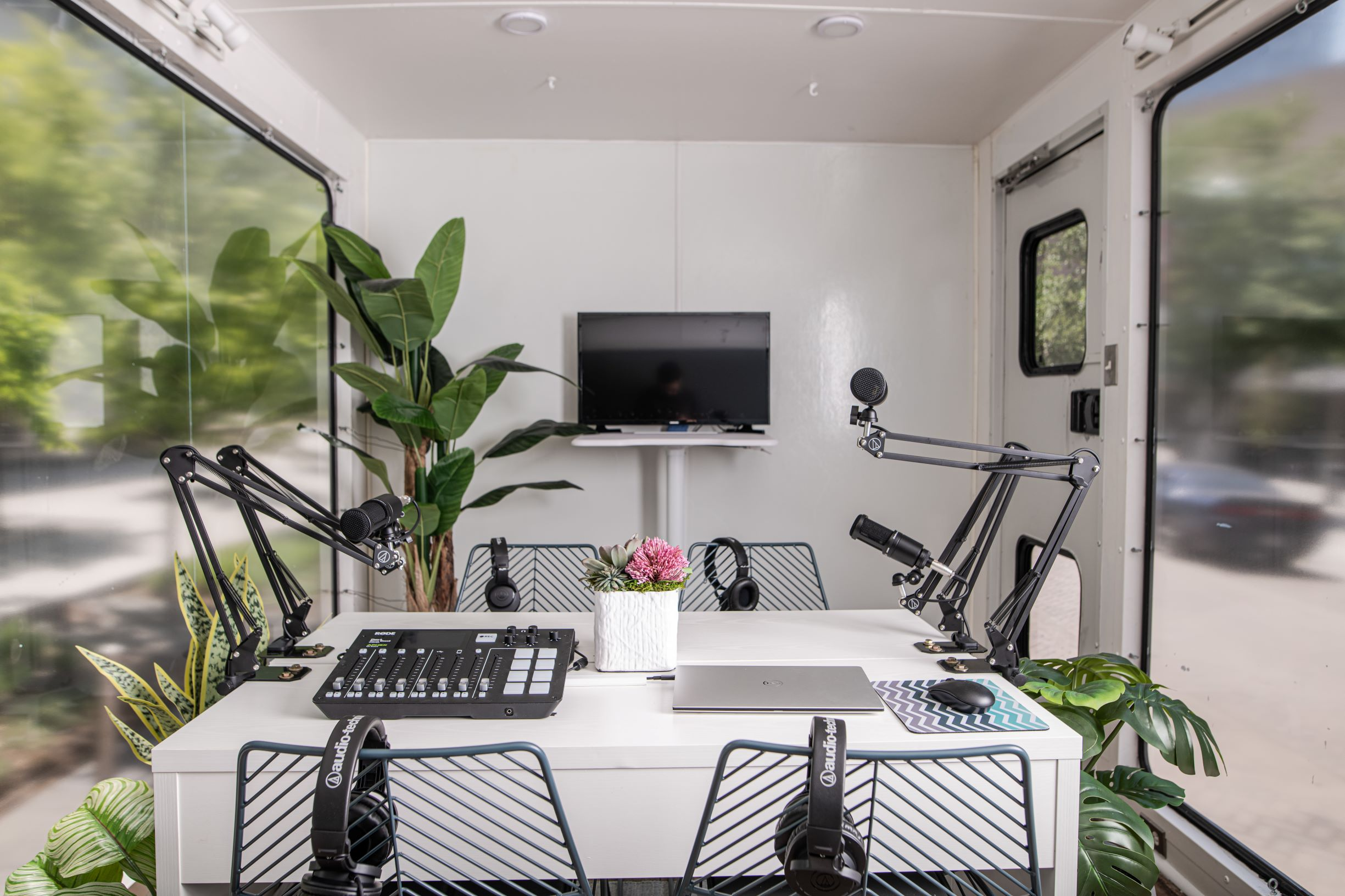 The JOY Podcast Studio
