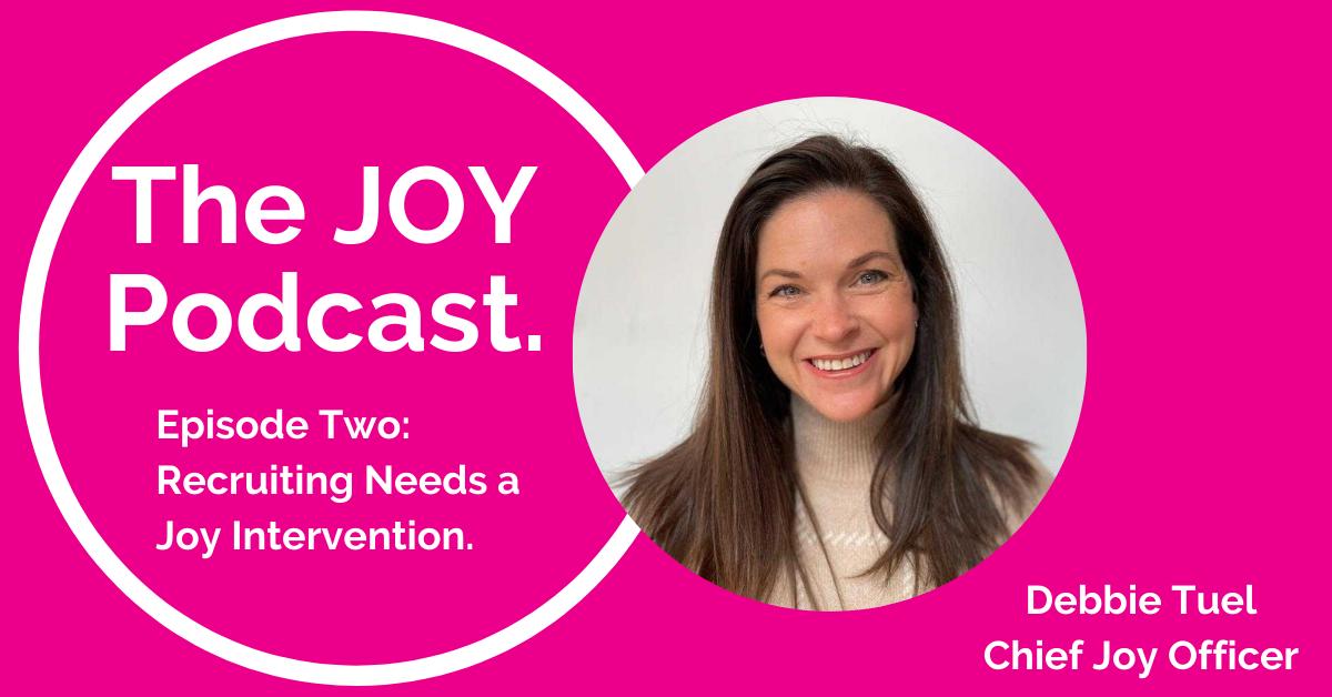 The JOY Podcast: Ep. 2