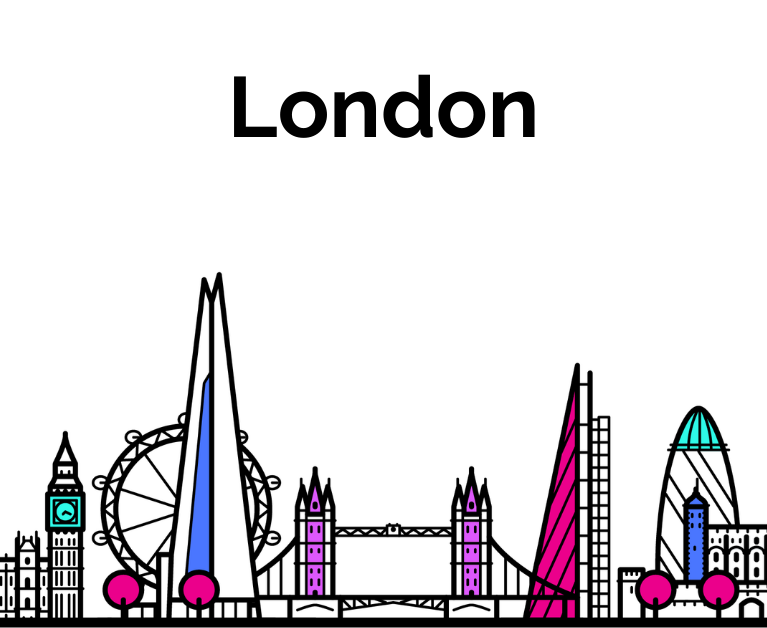The JOY Roadshow in London