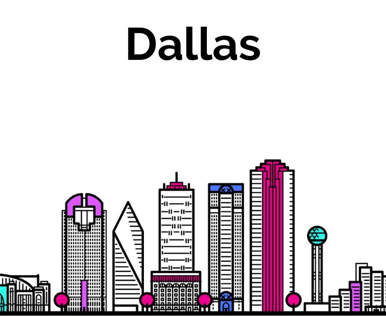 The JOY Roadshow in Dallas