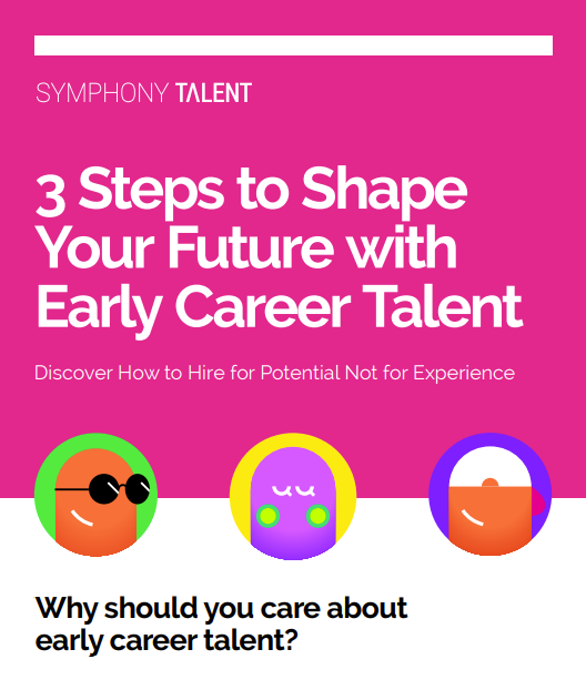 Early Career Talent Infographic